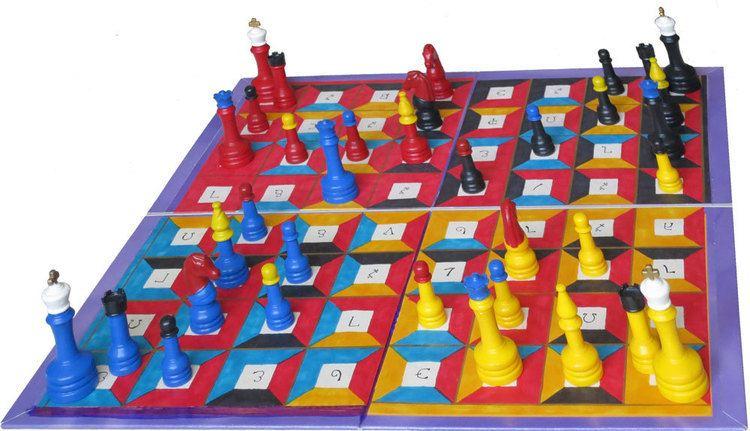 Enochian chess Enochian Chess Congress Pantheacon st4rorg