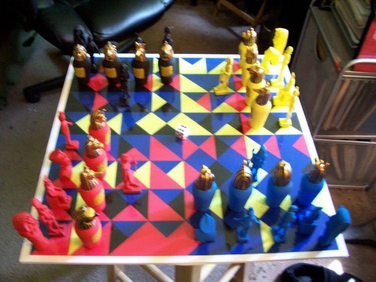 Enochian chess enochian chess Archives The Hermetic Library Blog