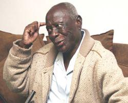 Enos Nkala Zanu PF founder Enos Nkala dies