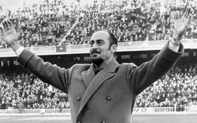 Enric Llaudet Enric Llaudet i Ponsa CF Barcelona President 196168