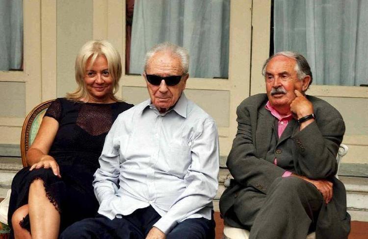 Enrica Antonioni Tonino Guerra il cinema gli amici di una vita il Resto
