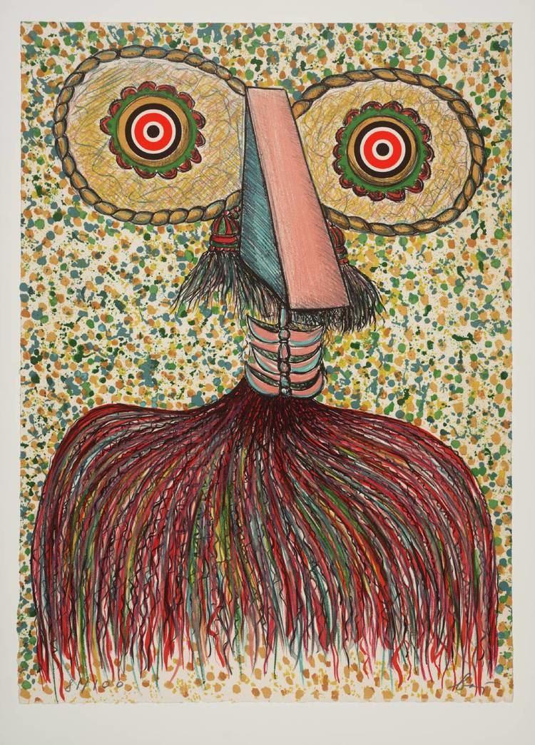 Enrico Baj Arte nucleare Tate
