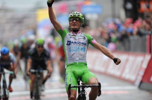 Enrico Battaglin Battaglin Takes Stage 4 of Giro d39Italia 2013