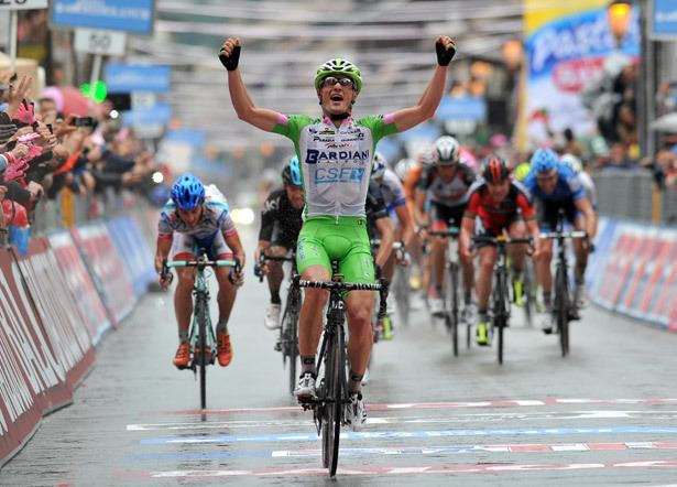 Enrico Battaglin 2013 Giro d39Italia Bicycling