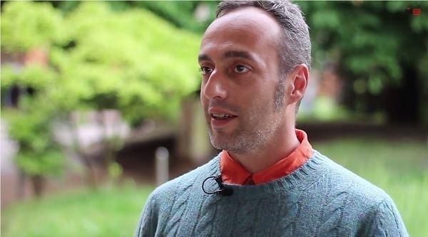 Enrico Brizzi SPECIALE 62 TRENTO FILM FESTIVAL intervista a Enrico