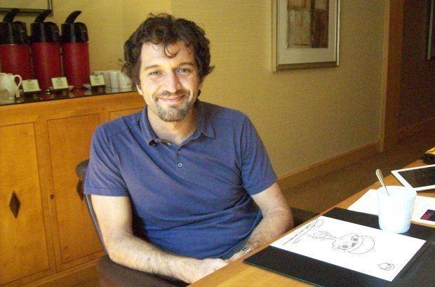Enrico Casarosa Interview with 39La Luna39 Director Enrico Casarosa