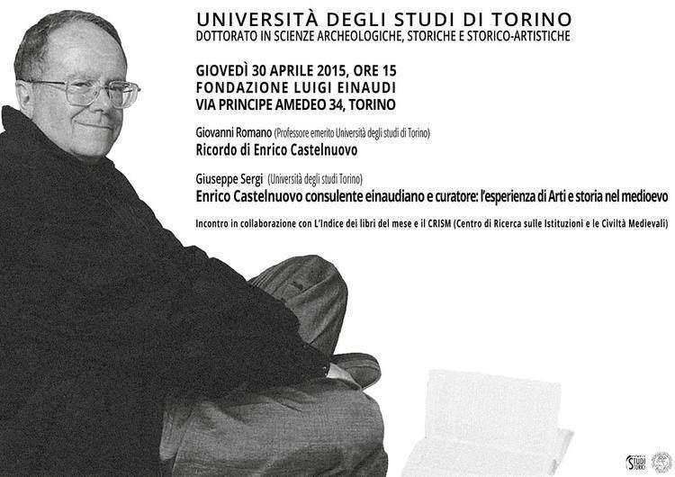 Enrico Castelnuovo CRISM Centro di Ricerca sulle Istituzioni e le Societ Medievali