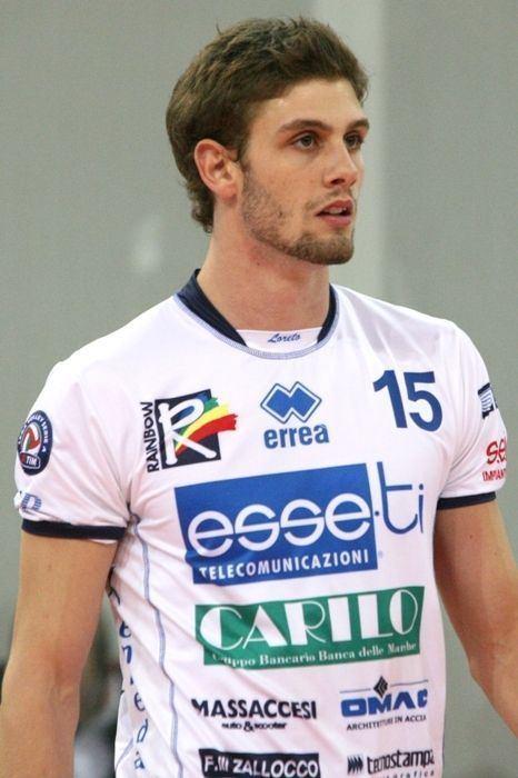 Enrico Cester Enrico Cester an italian volleyball player Volleyball Pinterest