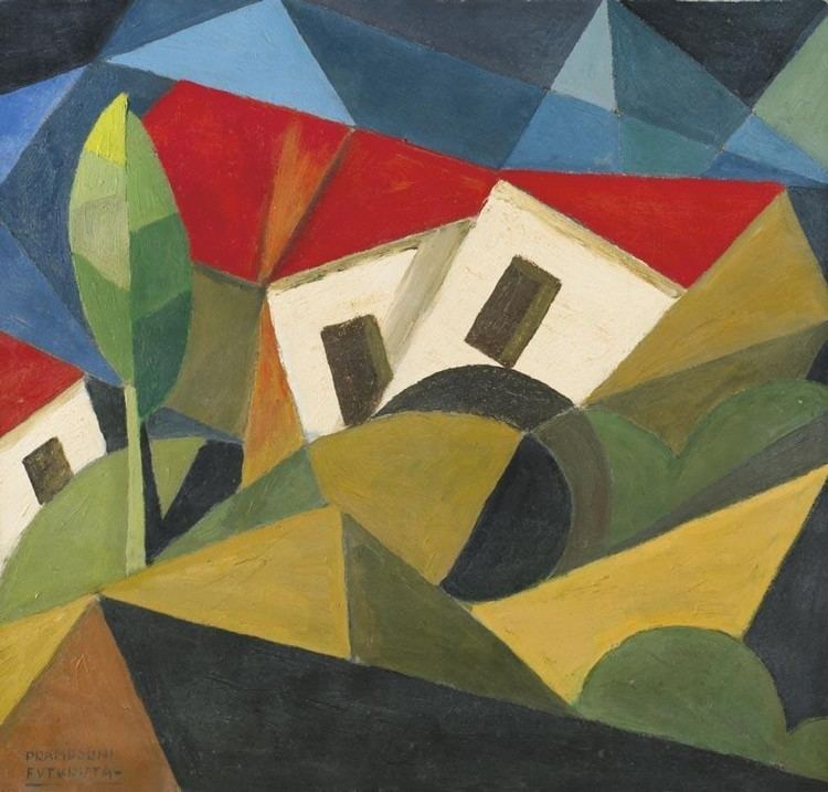 Enrico Prampolini Enrico Prampolini Works on Sale at Auction amp Biography