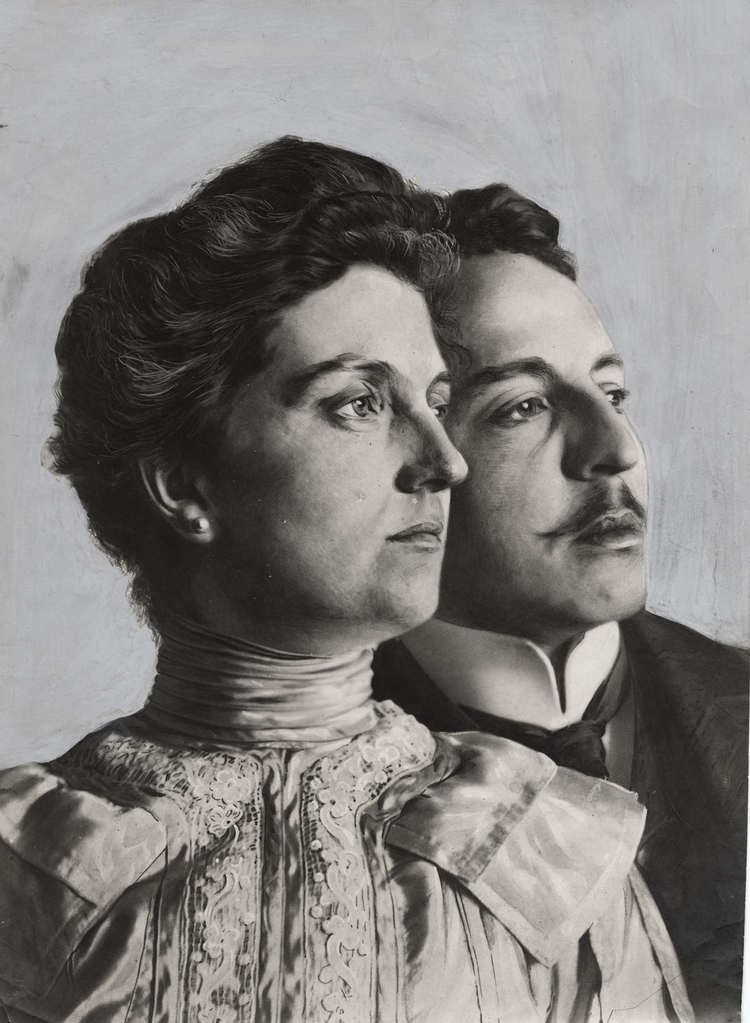 Enrico Toselli Vorstenhuizen koningshuis Saksen Louise van Toscane in
