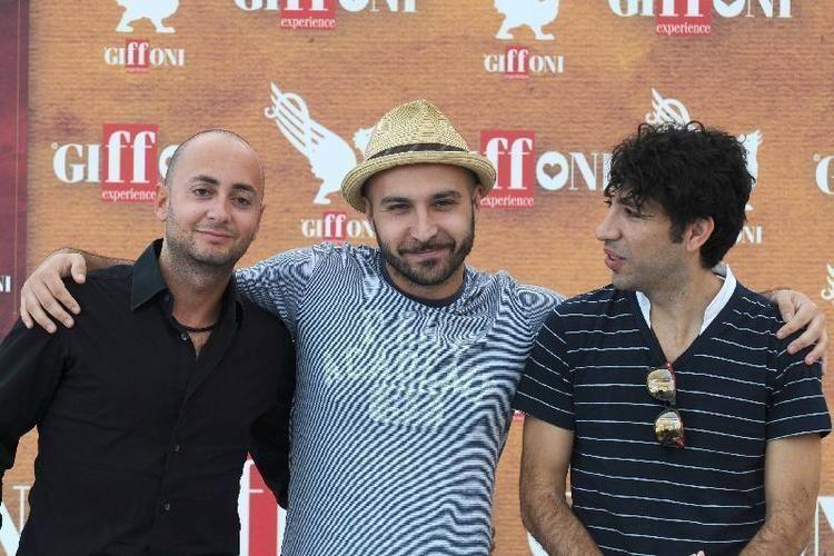 Enrico Venti Celebrit al Giffoni Film Festival QuotidianoNet foto