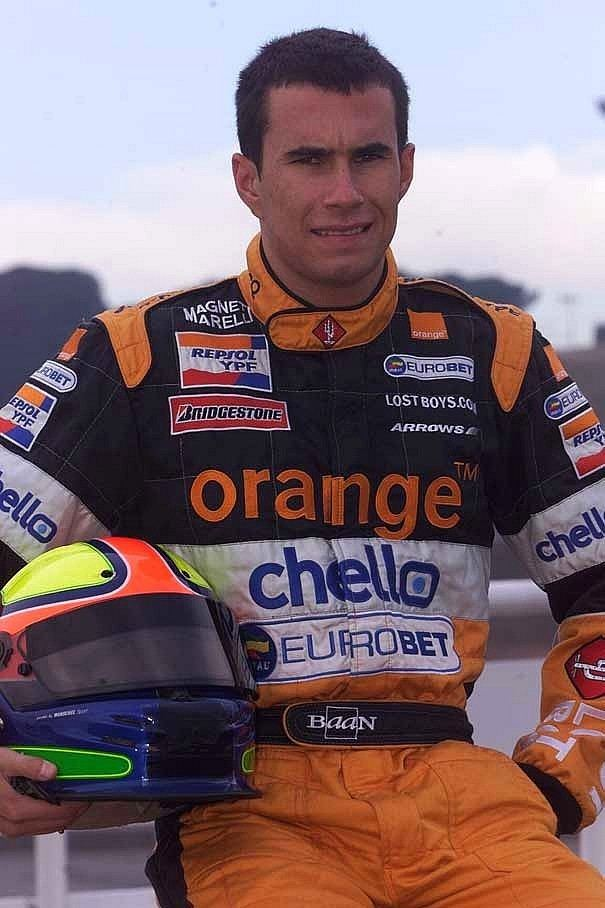 Enrique Bernoldi AutoRacing1com F1 News