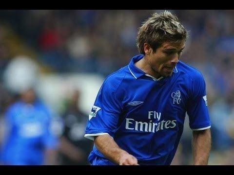 Enrique de Lucas Quique de Lucas only goal for Chelsea FC YouTube