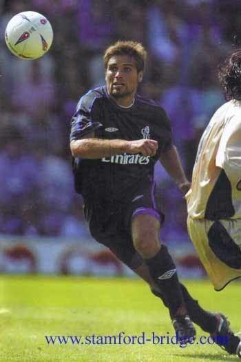 Enrique de Lucas Enrique de Lucas Chelsea FC Player Profile StamfordBridgecom