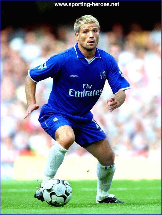 Enrique de Lucas Enrique DE LUCAS Biography for Chelsea FC Chelsea FC