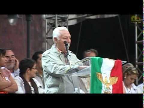 Enrique González Pedrero Enrique Gonzlez Pedrero Proyecto Alternativo de Nacin AMLO 2012