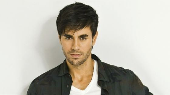 Enrique Iglesias Enrique Iglesias on His Fans quotThey39re Allowed to Go Crazy