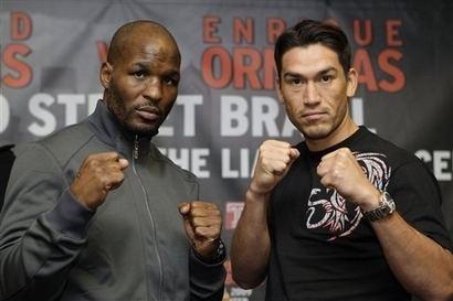 Enrique Ornelas HopkinsOrnelas presser World boxing Boxing news BOXNEWScomua