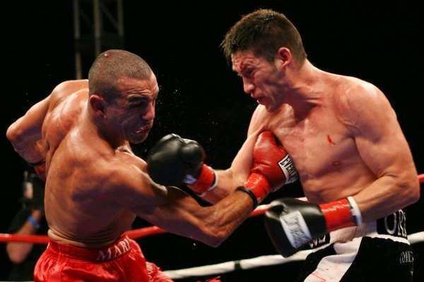 Enrique Ornelas Boxing Result Sam Soliman Edges Enrique Ornelas On Showtime