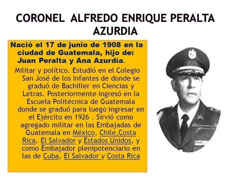 Enrique Peralta Azurdia Coronel ENRIQUE PERALTA AZURDI 0104 06 ppt descargar