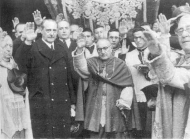 Enrique Pla y Deniel La cruzada