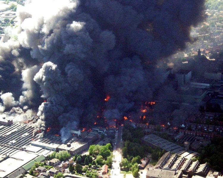 Enschede fireworks disaster Share your fireworks disaster stories NeoGAF