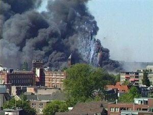 Enschede fireworks disaster MERCOR TECRESA The Enschede Fireworks Disaster