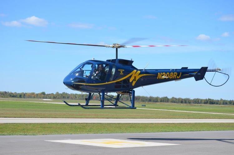 Enstrom 480 Turbine 480B Enstrom Helicopter Corporation