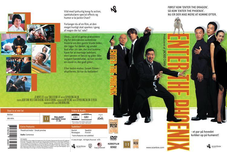 Enter the Phoenix COVERSBOXSK enter the phoenix high quality DVD Blueray Movie