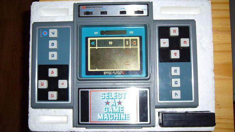 Entex Select-A-Game