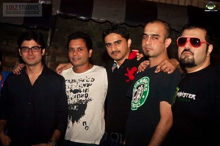Entity Paradigm Entity Paradigm performed in Islamabad Concert Pictures Pakiumpk