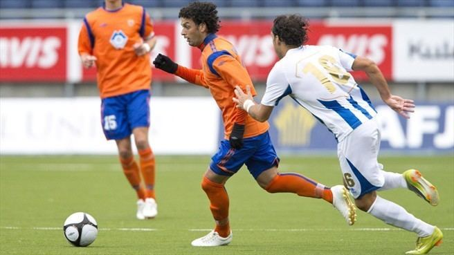 Entonio Pashaj Michael Barrantes Aalesunds FK Entonio Pashaj KF Tirana UEFAcom