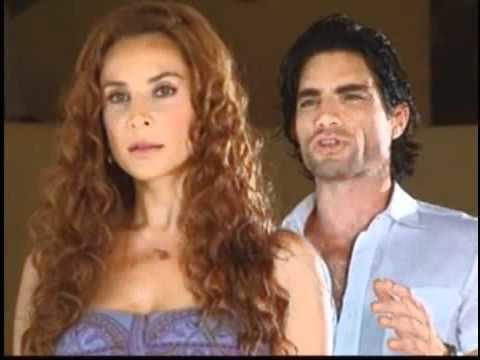 Entre el amor y el deseo Promo Lorena Rojas es Claudia Fontana quotEntre el Amor y el Deseo