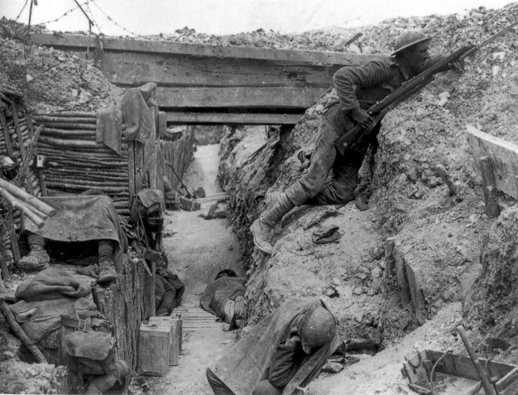 Entrenching battalions