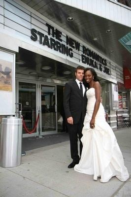 Enuka Okuma Actress Enuka Okumas MovieInspired Wedding Inside Weddings