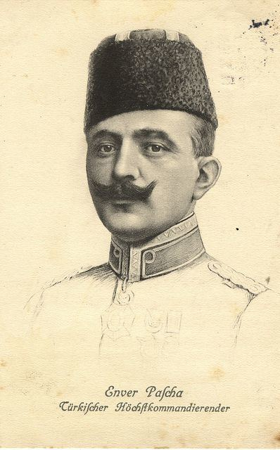 Enver Pasha Enver Pasha Ismail Enver Pasha an Ottoman military