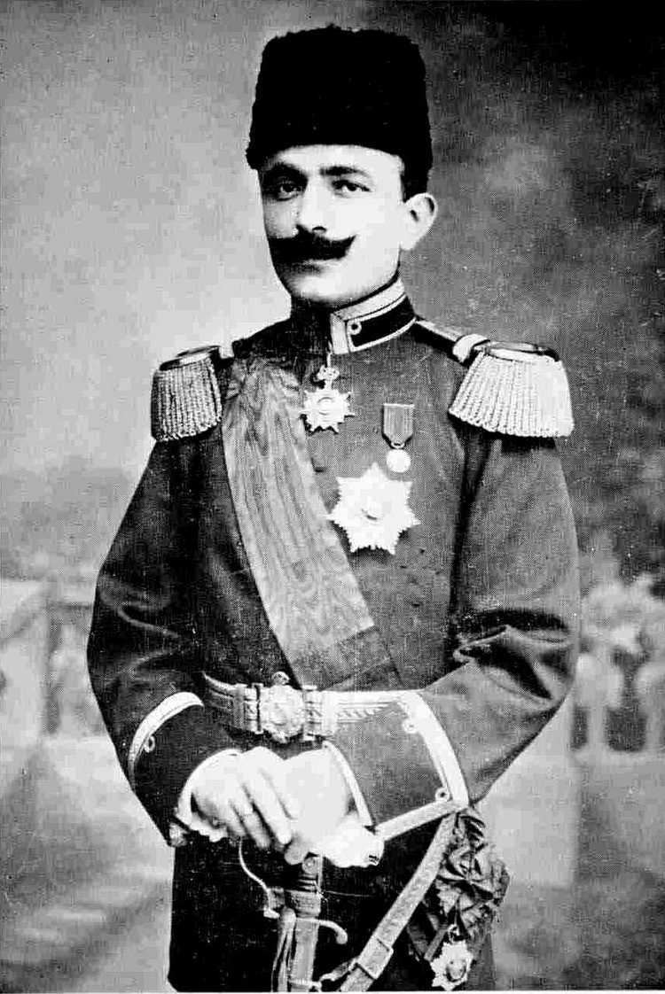 Enver Pasha Reflections Legacy of the Ottoman Empire
