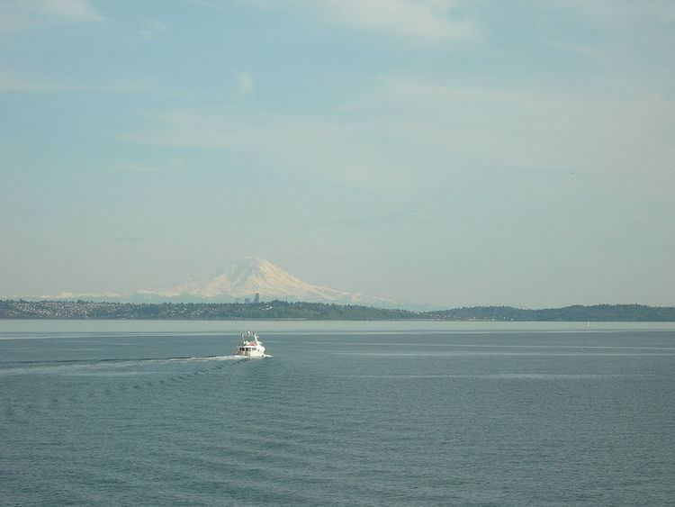 Environmental issues in Puget Sound