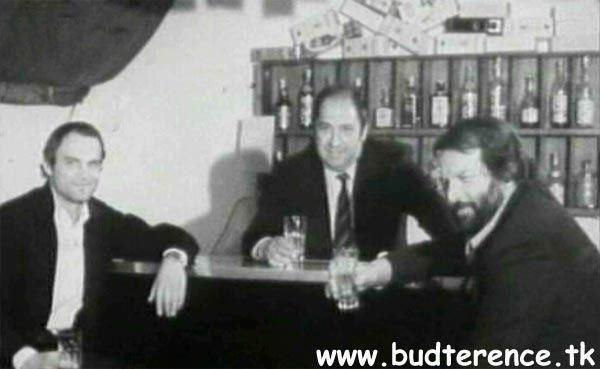 Enzo Barboni Bud Spencer e Terence Hill una vita avventurosa