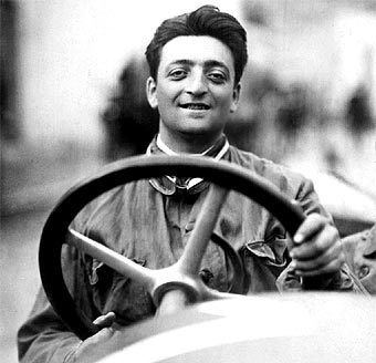Enzo Ferrari Today in motorcycle history 081314