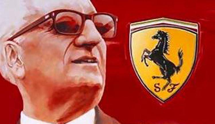 Enzo Ferrari 18 de Febrero de 1898 naca Enzo Anselmo Ferrari Gran Premio