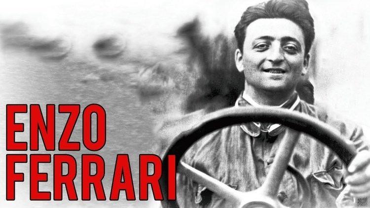 Enzo Ferrari ENZO FERRARI YouTube