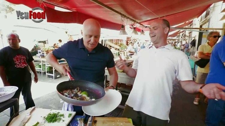 Enzo Oliveri Pasta with Sea Urchin with Aldo Zilli Enzo Oliveri YouFood YouTube