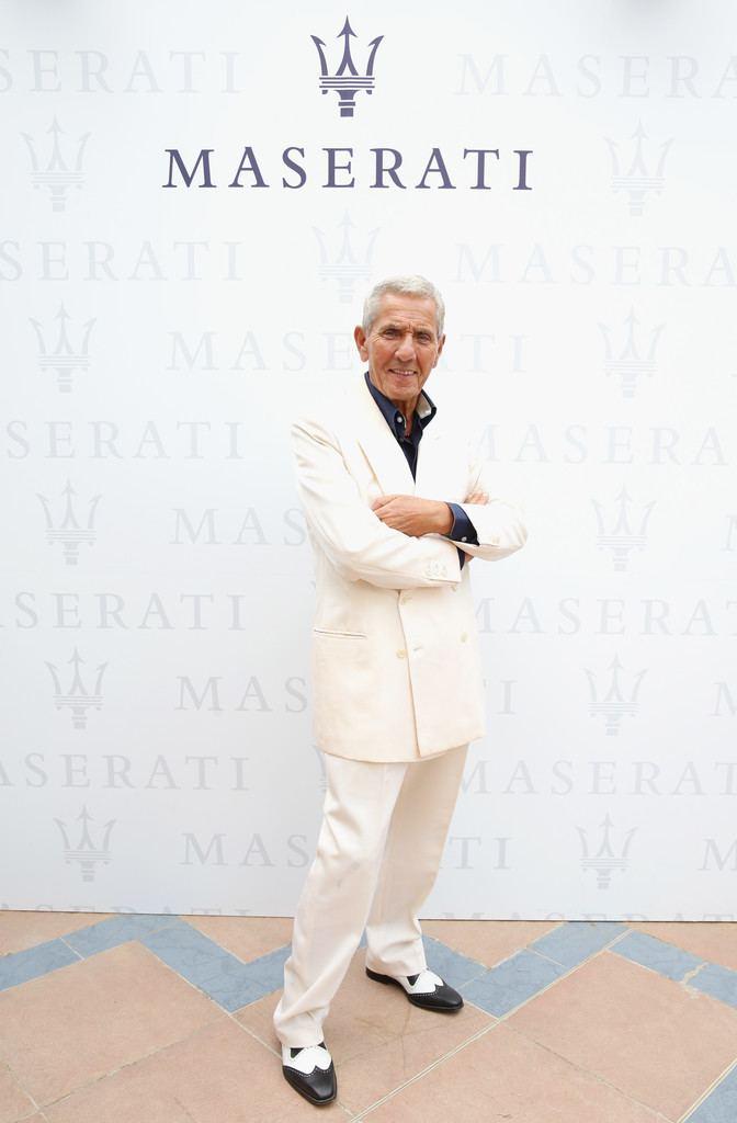 Enzo Staiola Enzo Staiola Photos Photos Celebrities At The Terrazza Maserati