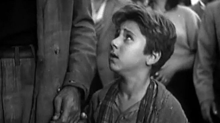 Enzo Staiola Interview with Enzo Staiola The most popular child actor of