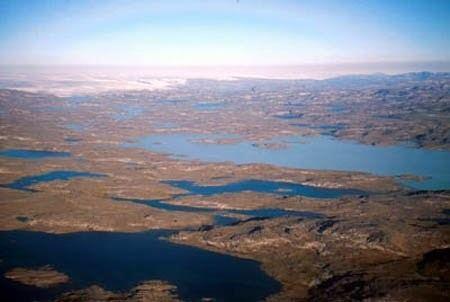 Eoarchean Panoramio Photo of Isua eoarchean