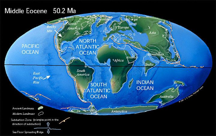 Eocene Eocene
