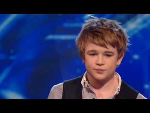 Eoghan Quigg X Factor 2008 SemiFinal Eoghan Quigg Year 3000 Full HD YouTube