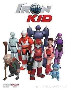 Eon Kid Iron Kid Eon Kid Pictures MyAnimeListnet