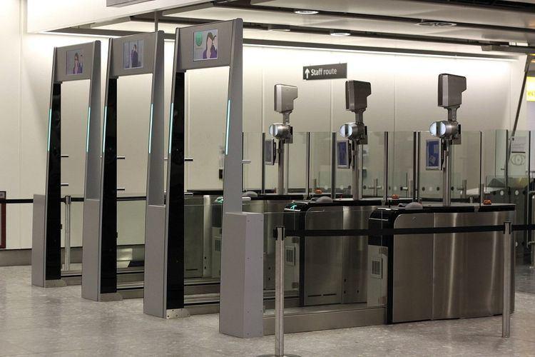 EPassport gates